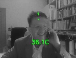 COVID-19 Fever Detector
